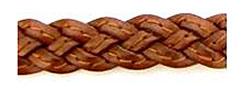 三つ編み細ベルト